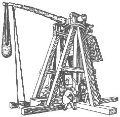 o Hacer Catapulta Trebuchet Casera besides 550891 additionally How To Build Leonardo Da Vincis Catapult as well Page 89 as well Freetrebuchetplan. on plans for a trebuchet sling
